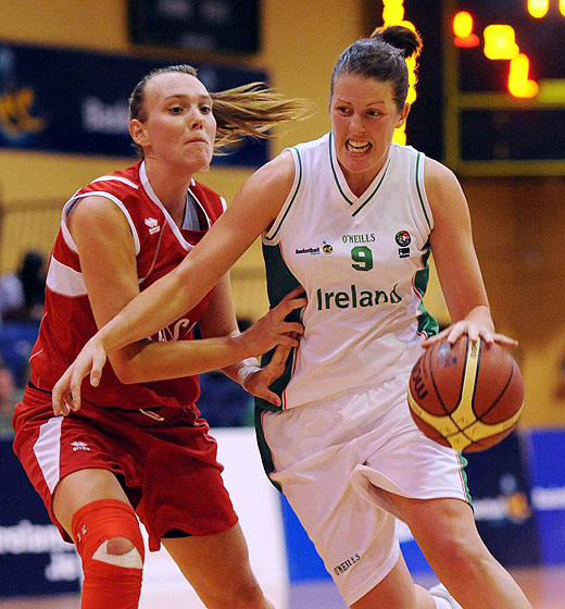 9. Michelle Fahy (Ireland)